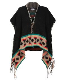 SHOP - CHRISTOPHE SAUVAT The Laurent Poncho #christophesauvat