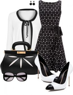 Elegant outfit - Shoes and beauty