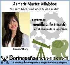 #Borinqueña: Jemaris, planting seeds of success in engineering  http://www.cienciapr.org/en/blogs/borinquena/borinquena-jemaris-planting-seeds-success-engineering