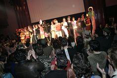 Despedida Pasarela Fashion Freak, primer edición, Sala Apolo, Barcelona.