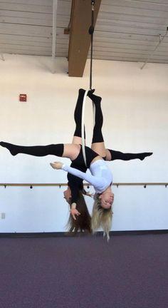 love-this-partner-pose-on-lyra-aerial-fitness-partner-acro-yoga-aerial-circus-fun-friends-aerial-yoga-girl-acro-aerial-circus-fitness-friends/ SULTANGAZI SEARCH Aerial Hoop, Lyra Aerial, Aerial Hammock, Aerial Dance, Aerial Arts, Aerial Silks, Partner Acrobatics, Aerial Acrobatics, Yoga Girls