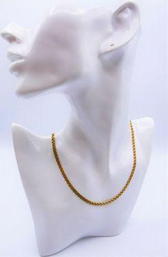 Panzerkette Kette aus Silber 925 Gelbgold 999 VERGOLDET Russische Halskette