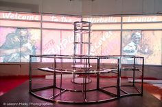 Custom printed bar - Event branding - Raise the Bar - Rent this bar for your wedding or event from Marbella Event Furniture and Decor Rental