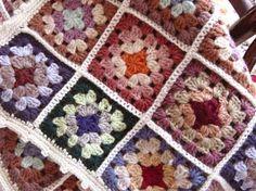 2007 モチーフ編みブランケット その3とその4 : Covent Garden