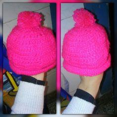Gorrito al crochet