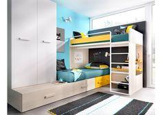 Dormitorio Infantil con Literas 203-3072015