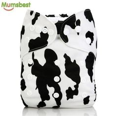 Adjustable Reusable Baby Cloth Diaper Cover