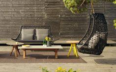 Merveilleux Original Design Sofa / Garden / Synthetic Fiber / By Patricia Urquiola    MAIA   KETTAL