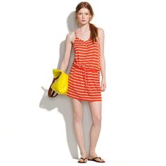 Bowline Dress....This dress is named after my dog! I love Madewell