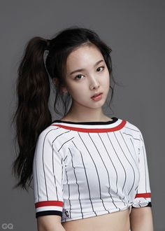 진짜 트와이스 #나연 | GQ KOREA (지큐 코리아) 남성 패션 잡지