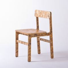 Young Design Company founded in Mexico City in Notwaste combines creativity and tecnology to create a unique collection of OSB panel wood furniture. Plywood Furniture, Furniture Projects, Kids Furniture, Furniture Design, Diy Bar Stools, Bar Chairs, Mid Century Dining Chairs, Wood Texture, Furniture Inspiration