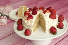 2 2 vegane torte vanilla kuchen creme erdbeeren vegan werden