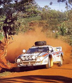 My Dream Car, Dream Cars, Automobile, Rally Raid, Classic Race Cars, Martini Racing, Lancia Delta, Sports Wallpapers, Car Posters