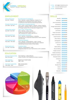 http://www.youthedesigner.com/2011/06/21/great-resume-designs-that-catch-attention-and-got-people-hired/  http://www.behance.net/gallery/Kamal-Krishna-Resume/1374897