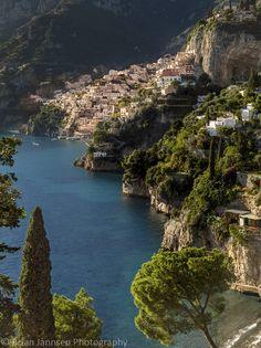 Gorgeous Amalfi Coast Positano Italy / Brian Jannsen (@BJannsenPhoto) | Twitter