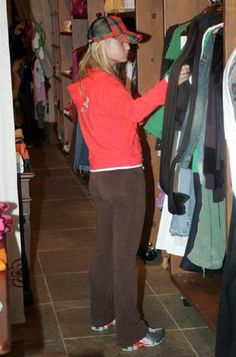 Jessica Simpson Outfits Dari In Los Angeles September 30 2004