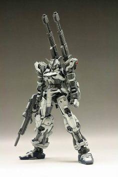 GUNDAM GUY: 1/100 Astray Gundam - Customized Build