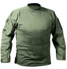 Combat Shirts Olive Drab GI Style Combat Shirt BDU Shirts $43.51