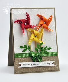 Splotch Design - Jacquii McLeay Independent Stampin' Up! Demonstrator: Children's Birthday Card