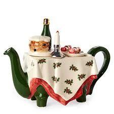 Teapot Teapots Unique, Christmas Tea, Chocolate Pots, Chocolate Coffee, Tea Cup Saucer, Teapots And Cups, Teacups, Coffee Set, Coffee Time