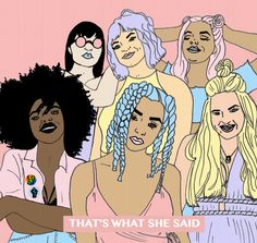 That's What She Said // Issue 13