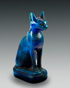Faience--Cat--Sadigh-Gallery--459x577