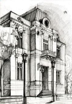 Architectural Drawing Building massaro house | design.d r a w i n g | pinterest | best frank