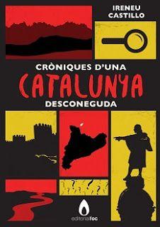 """Memento Mori!: Crónica y presentación de un libro particular: """"Cròniques d'una Catalunya desconeguda"""""""