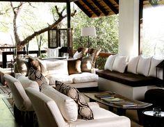 Tree Camp | Londolozi | Londolozi Game ReserveLondolozi | Londolozi Game Reserve