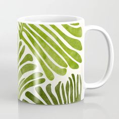 Buy Summer Fern / Simple Modern Watercolor Coffee Mug by Modern Tropical. Worldwide shipping available at Society6.com. Just one of millions of high quality products available. Tropical Mugs, Modern Tropical, Unique Coffee Mugs, Coffee Cup, Vascular Plant, Monstera Deliciosa, Ceramic Tableware, Tea Mugs, Mug Designs