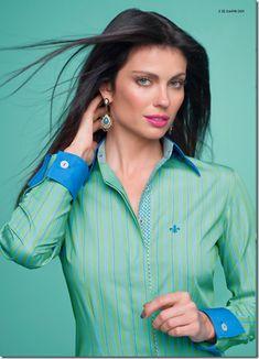 camisa-verde-listrada-dudalina