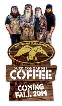 DUCK COMMANDER FAMILY FOODS PARTNER WITH MELLO JOY COFFEE | Duck Commander