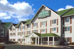 Country Inn & Suites By Carlson, Roseville - Exterior