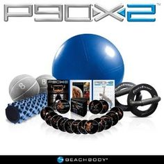 P90X2: The Next P90X DVD Series Ultimate Kit