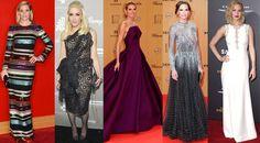 Elizabeth Banks, Gwen Stefani, Heidi Klum, Hilary Swank, & Jennifer Lawrence.