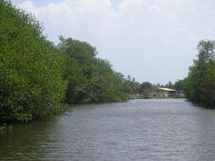 """Villa Pesquera en el rio """"Espiritu Santo"""""""
