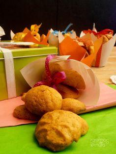 Biscoitos de Coco #pfam