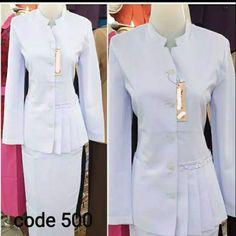Model Baju Keki Guru Wanita Terbaru