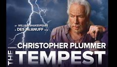 Sunday, July 14 - THE TEMPEST starring Christopher Plummer at Benaki Summer Festival. More info at: www.benakisummerfestival.gr