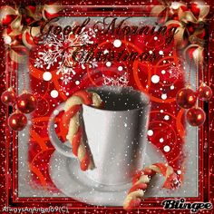 Coffee- Good Morning Christmas ((alwaysanangel69))©®
