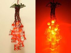 The Tabasco Bottle Led Mood Lamp Adds Spice to the Home trendhunter.com