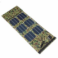SunPower 40W Solar Panel Charger For Mobile Phones Dual USB &+DC18V Output For 12V Battery Charger High Quality Free Shipping