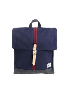 6a4828461c3 HERSCHEL SUPPLY CO. HERSCHEL BACKPACK CITY.  herschelsupplyco.  bags   leather  lining  polyester  backpacks