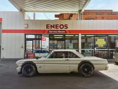 """ Pit stop "" ------------------------------ #classic_cars_collection_network #hayabusastyle #hayabusa  #ford #FordFalcon #FoMoCo  #warudakumi #goodyear  #detroitrootswithajapanesesoul #goodyear #goodyeartires #jdm #japan #usjdm #carifornia #カリフォルニア #motys #motysjapan #japanifornia ------------------------------- #hayabusa_racing_yuki ------------------------------"
