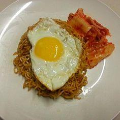 レシピとお料理がひらめくSnapDish - 5件のもぐもぐ - Maggie Goreng Kimchi by Eshia