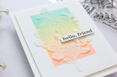 Little Crafty Pill: STAMPtember® Memory Box Collaboration