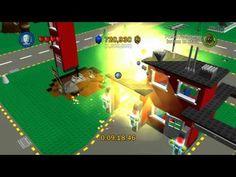 ▶ Let's Play Lego Star Wars: The Complete Saga - Bonus Room 5 - Lego City - YouTube