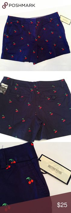 Details coming soon Details coming soon British Khaki Shorts
