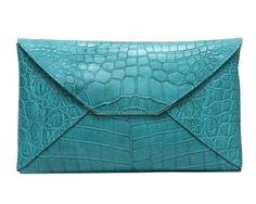 torquoise envelope