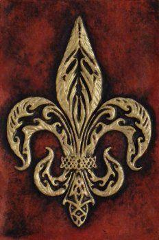 Fleur-De-Lis, the symbol of NOLA